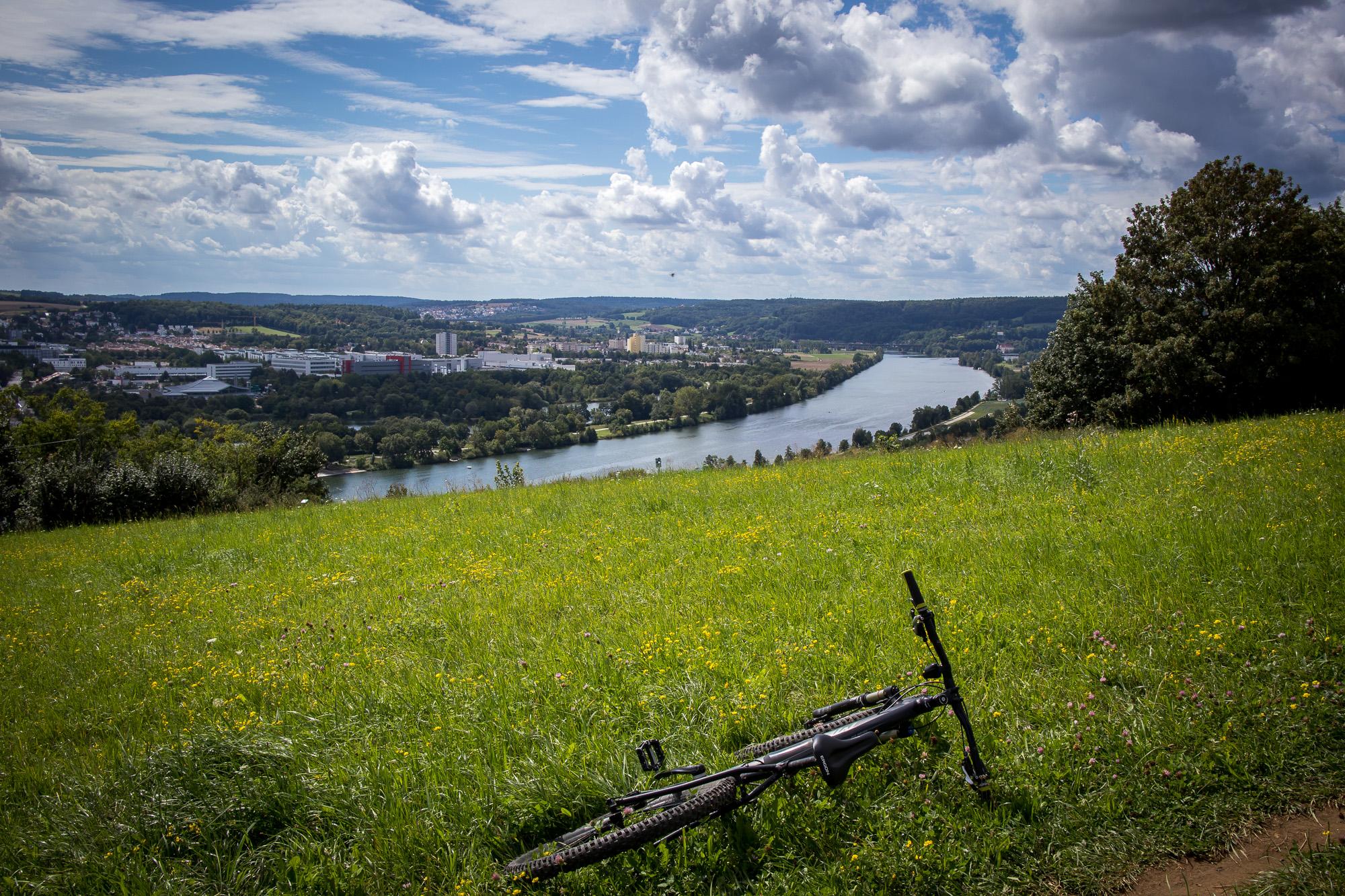 Hometrails im Norden von Regensburg