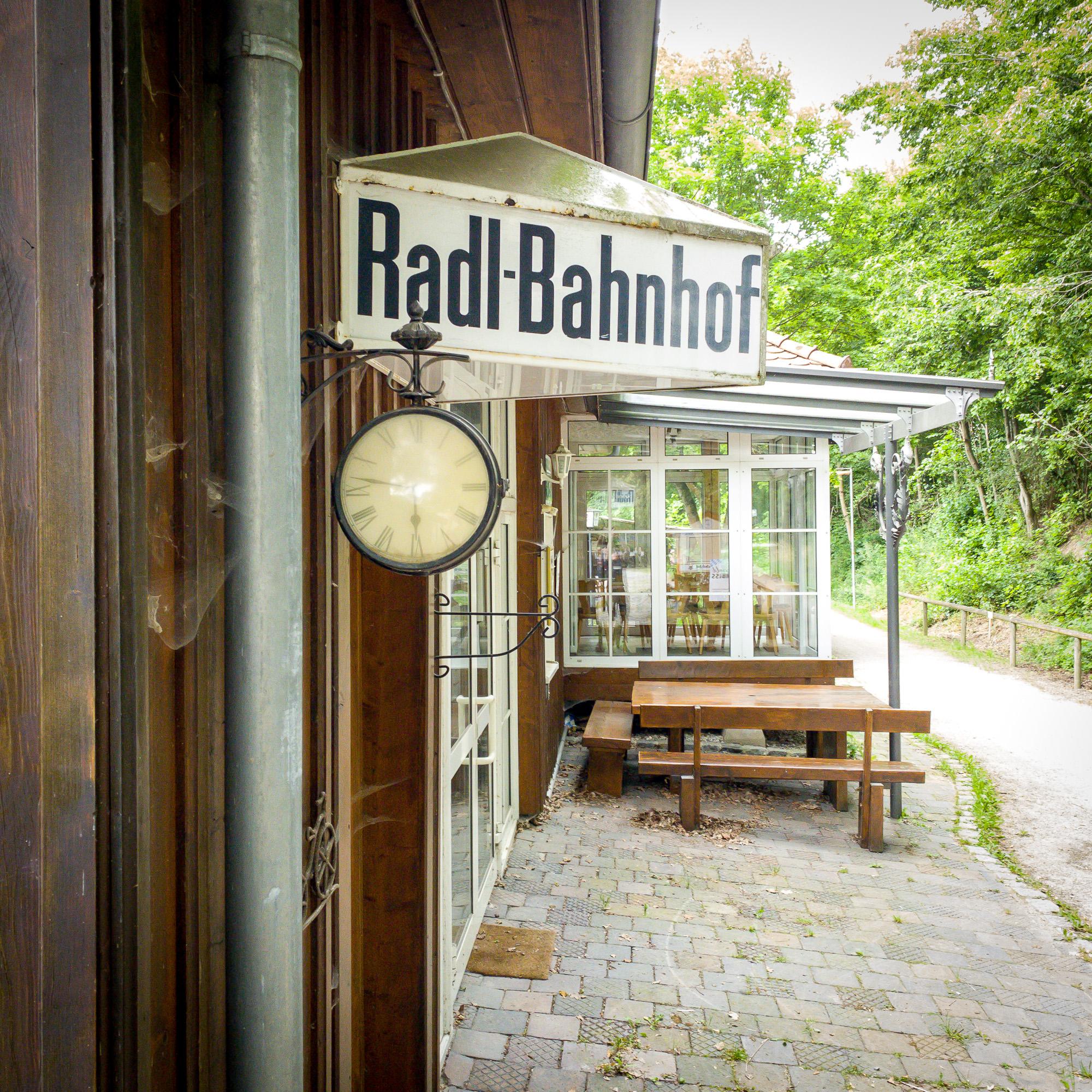 Runde zum Radlbahnhof
