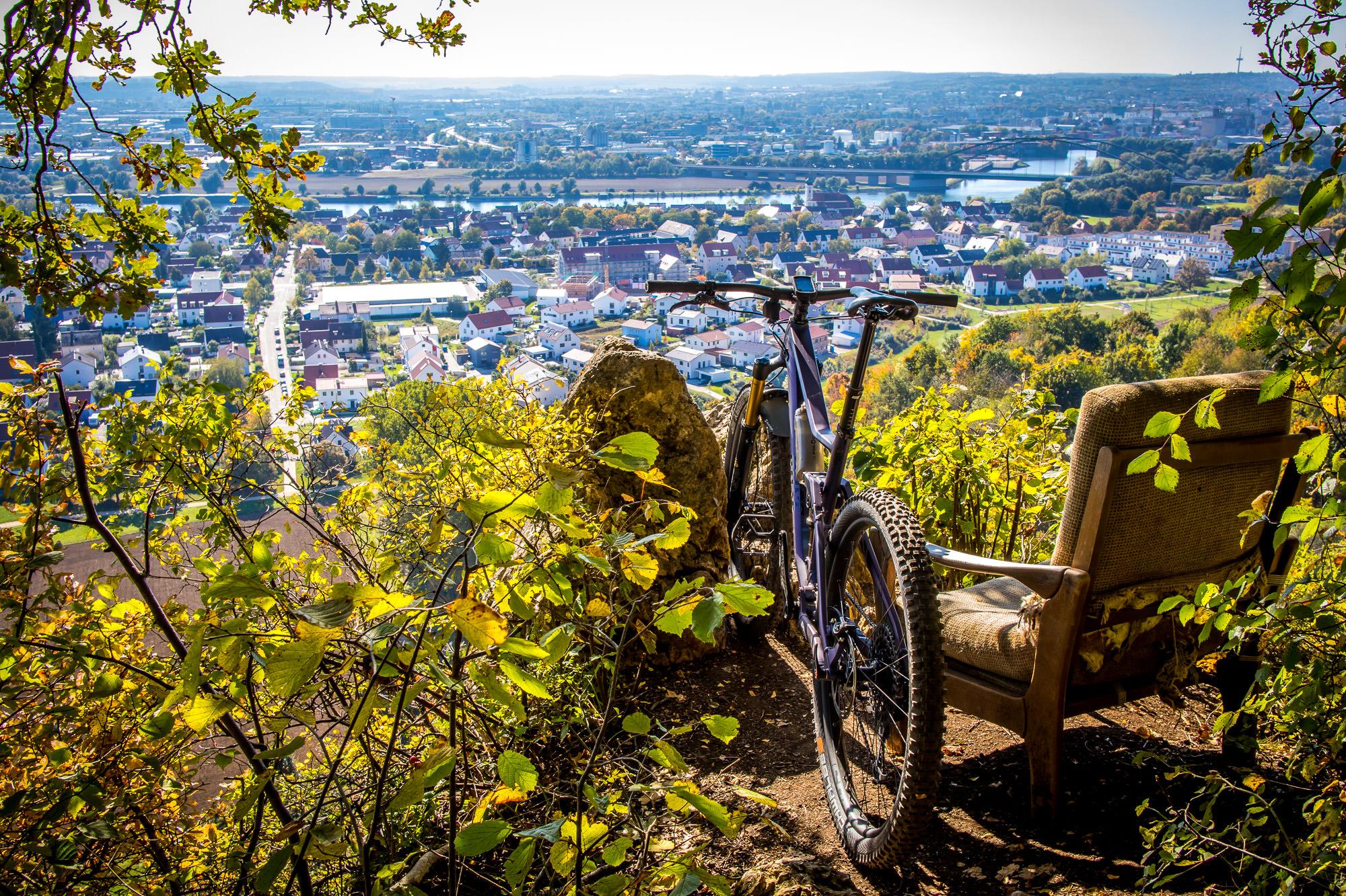 Genuss-Tour mit 🍁☀️🍂 über Regensburg